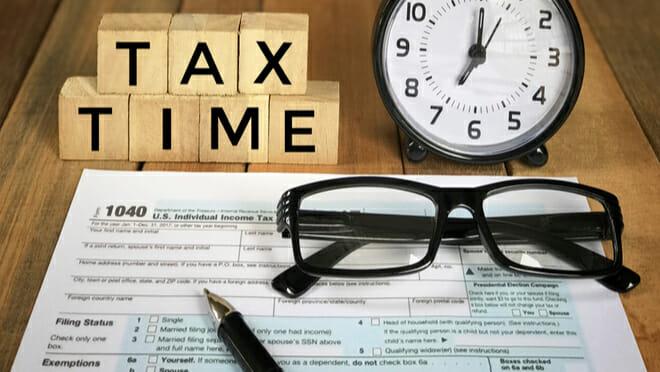 Back Taxes Filing